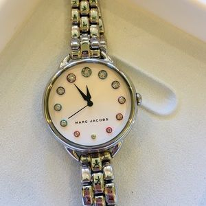 Marc Jacobs Betty Crystal Watch